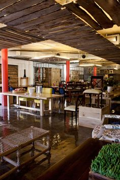 The new Pierre Cronje showroom in Johannesburg, South Africa. Fine Furniture, Showroom, South Africa, Beautiful Homes, Flooring, Interior, Outdoor Decor, Ideas, Home Decor