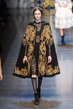 fall trends for women - capes