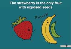 Illustrated Fruit Facts