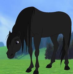 Spirit Horse Movie, Spirit The Horse, Spirit And Rain, Horse Animation, Rain Animation, Spirit Drawing, Horse Movies, Horse Cartoon, Spirited Art