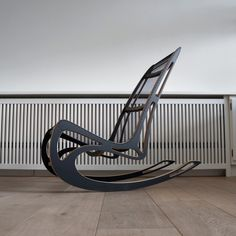 Qvist Rocking Chair & Footstool by PETER QVIST