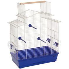 Cage avec ouverture supérieure Wokam à 64€40 sur www.TiendAnimal.fr