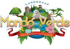 Mondo Verde is het park voor jong en oud! Attracties, mooie tuinen en dieren.