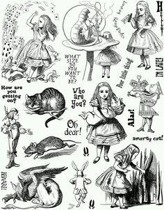 Алиса в Стране Чудес – 41 photos | VK