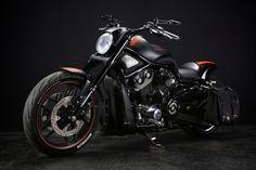 ROSDEE : [65] Harley Davidson 2012 VRSCDX 260 Wide Tire Custom image2