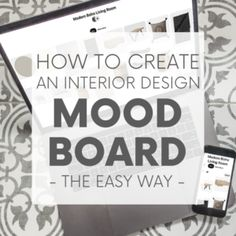 Learn the easiest way to create a mood board for interior design, using something you likely already have - a Pinterest account! #moodboard #designboard #interiordesign Interior Design Boards, Beautiful Interior Design, Beautiful Interiors, Google Image Search, Boho Living Room, Lights Background, Modern Boho, Pinterest Account, Are You The One
