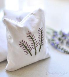 Centsational Girl » Blog Archive Lavender Drawer + Closet Sachets - Centsational Girl