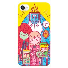 Case Adventure Time Zelda (Iphone)