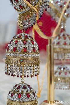 indian wedding bride fashion jewelry http://maharaniweddings.com/gallery/photo/8486