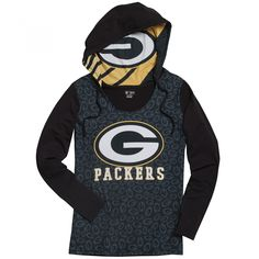 Green Bay Packers Packers Women's Dynamic Knit Hoodie at the Packers Pro Shop