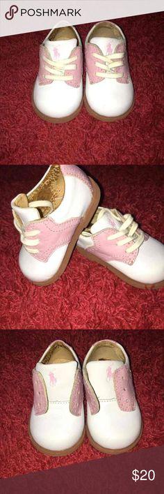 #KidsFootwear #RalphLaurenBooties Worn twice. In good condition. PRICE IS FIRM! Ralph Lauren Shoes Baby & Walker