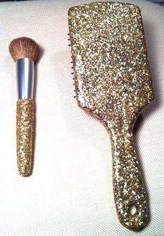 How To: Add Glitter To Anything Without It Falling Off! I Need This In My Life. - Click for More...