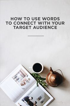 How to Use Words to Connect With Your Target Audience   CHAR co.   char-co.com   The way that we choose to communicate with our audience will be really significant in determining what kind of response we get from them. You see, our audience will experience our brand through their senses – what they can touch, taste, see, hear and smell. When we buy products, we buy it because it is appealing to one or more of our senses. So we want the words and messaging that we use for our brand to…