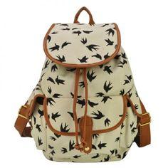 sustal New 2017 Animal Print Charming Canvas Backpack For Girls School Rucksack Shoulder Bags Lady Student School Bags backpacks Animal Print Backpacks, Cute Backpacks, Girl Backpacks, School Backpacks, Canvas Backpacks, Cheap Backpacks, Brown Backpacks, Animal Prints, Hipster Grunge