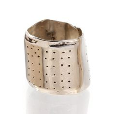 Bandage Ring Sterling I, $250, now featured on Fab.