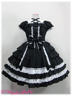 Angelic Pretty / One Piece / Sweets Princess OP