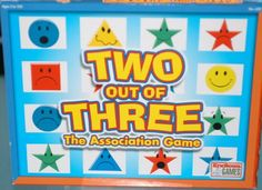 TWO OUT OF THREE - The Association Game Endless Games - Gamebird http://www.amazon.com/dp/B0045EJMC4/ref=cm_sw_r_pi_dp_JLi1wb06Z4X2M
