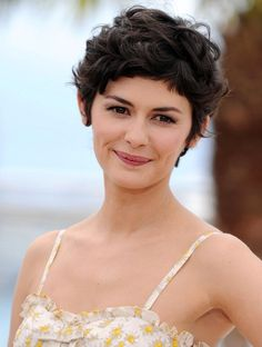 Audrey Tautou - Andrey Tautou Poses at the Cannes Film Festival