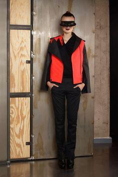 Lookbook AW2012/13 Praying Mantis, Contemporary Fashion, Fashion Labels, Blazer, Jackets, Design, Down Jackets, Blazers