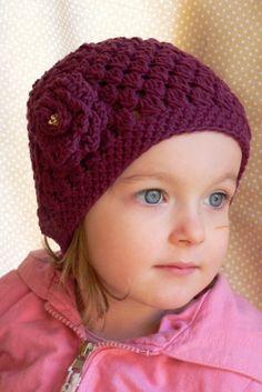 Návod na bublinovou jarní čepici – KUKURUKU Crochet Beanie Hat, Beanie Hats, Knitted Hats, Crochet Hats, Beanies, Knitting, Baby, Fashion, Caps Hats