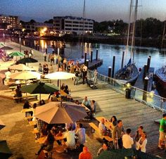 Pop-up Bar to Hit the Harbor Point Waterfront