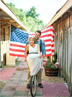 4th of July Wedding Inspiration | by Ben Finch