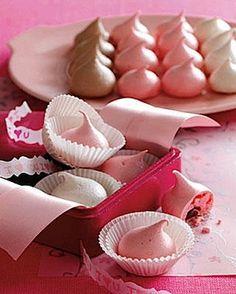 neapolitan meringues