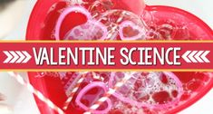 Easy Valentine card holder ideas to make in your preschool, pre-k, or kindergarten classroom. Pre-K Valentine ideas. Science Experiments For Preschoolers, Preschool Science Activities, Science For Kids, Earth Science, Stem Preschool, Science Centers, Science Tools, Summer Science, Chemistry Experiments
