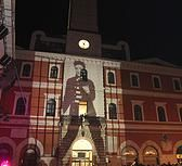 Swing & Soul - Spettacolo di piazza con grandi proiezioni architetturali