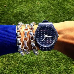 #Swatch FOR THE LOVE OF K swat.ch/1fCl5Vt  ©eclatjoyeros