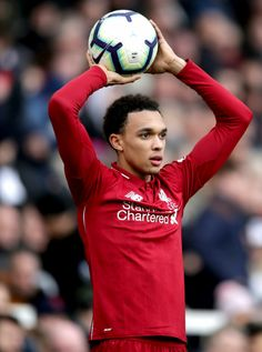 Trent Alexander-Arnold Liverpool Fc Champions League, Ynwa Liverpool, Liverpool Players, Liverpool Football Club, Xavi Alonso, Liverpool Fc Wallpaper, England National Team, Alexander Arnold, Soccer