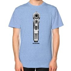 The S&W 9mm Down the Barrel Shirt Find our speedloader now! http://www.amazon.com/shops/raeind