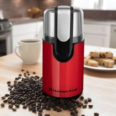 KitchenAid BCG111ER Blade Coffee Grinder 3