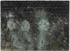 Anselm Kiefer,wohin wir uns wenden im Gewitter der Rosen, 2014