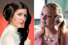 Billie Lourd's Scream Queens Look Was an Homage to Mom Carrie Fisher - click ahead for the full story Billie Lourd Scream Queens, People News, Carrie Fisher, Scene Photo, Princess Leia, Carry On, Mom, Stars, Movies