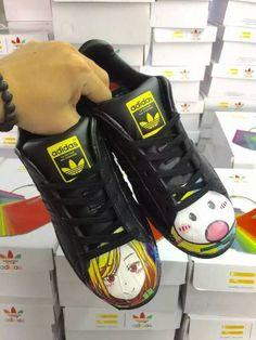 de20706a029 Adidas Originals Homme Femme Superstar Supershell Artist Mr Noir S83358  adidas pas cher chine Color Core noir Core Noir Jaune (S83358)