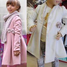 Najlepši kaputići za devojčice u Zrenjaninu - u buticima @milupino  Veličine od 2 -14 cena već od 2.899 dinara #ilovezr #zrenjanin
