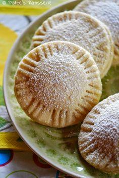 Patce's Patisserie: #Pardulas di #ricotta e limone & Mini Ricotta #Cheesecakes