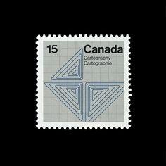Canada 1972 / Earth Sciences, Cartography
