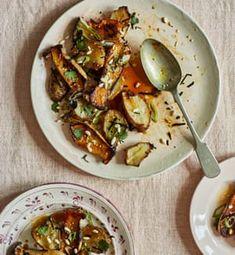 Ravinder Bhogal's mushroom recipes | Food | The Guardian King Mushroom, Mushroom Toast, Ravinder Bhogal Recipes, Fish Recipes, Madras Curry, Mushroom Recipes, Stuffed Mushrooms, Meals