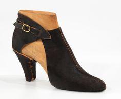 zapatos de los años '30