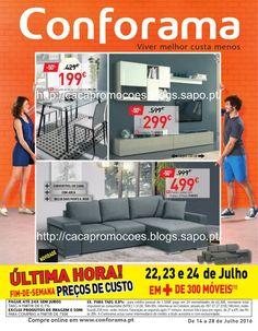 Promoções Conforama - Antevisão Folheto 14 a 28 julho - http://parapoupar.com/promocoes-conforama-antevisao-folheto-14-a-28-julho/