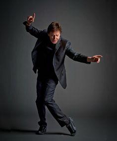 Paul McCartney (cute!!)