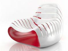 ABALOS Snug 3d model | Dennis Abalos. @designerwallace
