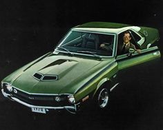 Car of the Week: 1970 AMC AMX - Old Cars Weekly