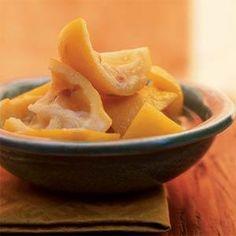 Quick Preserved Lemons Recipe | MyRecipes.com