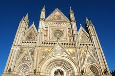"""High Quality Stock Photos of """"orvieto cathedral"""" Photos Du, Stock Photos, Bungee Jumping, Barcelona Cathedral, To Go, World, Places, Travel, Umbria Italy"""