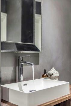 Concrete Design, Sink, Home Decor, Sink Tops, Vessel Sink, Decoration Home, Room Decor, Vanity Basin, Sinks