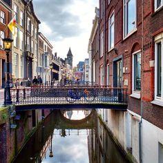 Just another manic Monday.  #glp_utrecht #utrecht #030 #dedrift #cityscape #reflections #onthewater #holland #netherlands by glp_utrecht