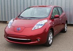 The 2012 Nissan Leaf offers a good blend of affordability and all-around performance